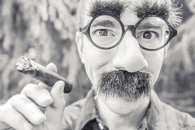 moustache photo