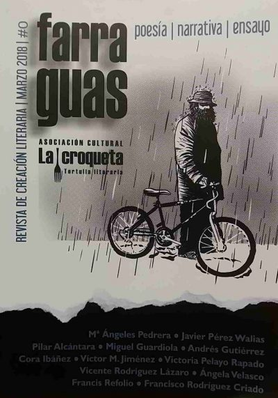 #39 Farraguas, una nueva revista de literatura en papel